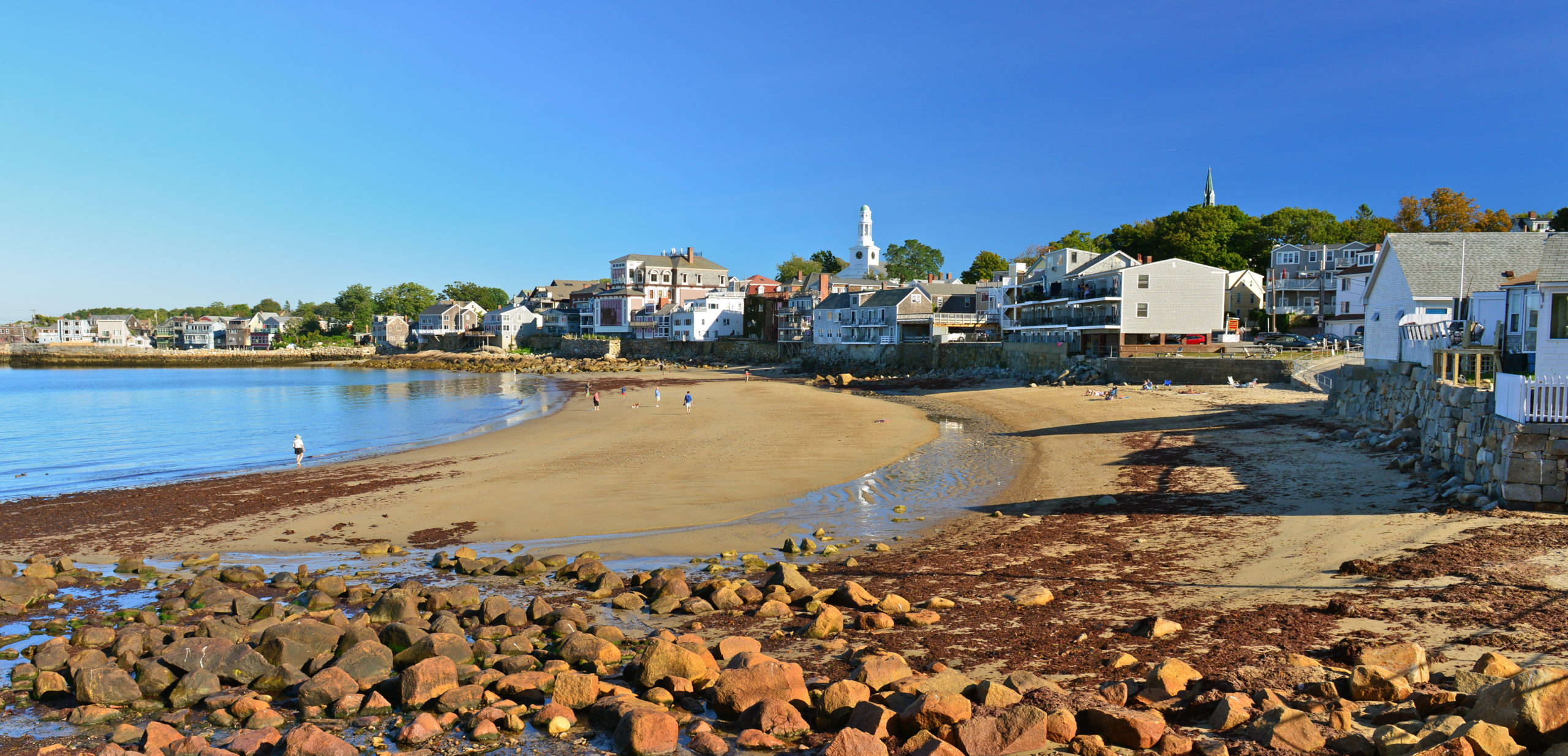 Front Beach Rockport MA